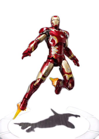 Iron Man MK43 Action Figure - DCMarvel.Store