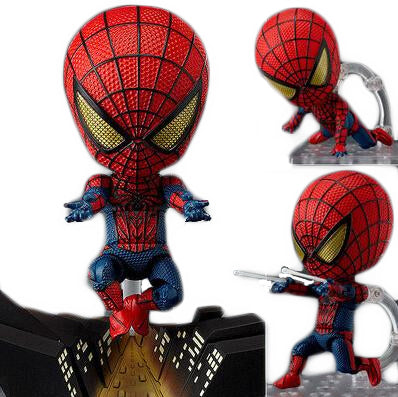 Amazing Spider Man Cute Version Action Figure 10cm - DCMarvel Store