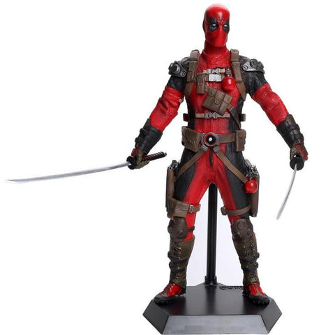 Deadpool Action Figure 30cm 2 Color - DCMarvel.Store