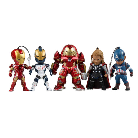 The Avengers Age Of Ultron Mini Figures - DCMarvel.Store