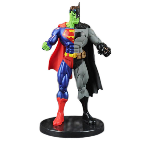 Superman X Batman Action Figure - DCMarvel.Store