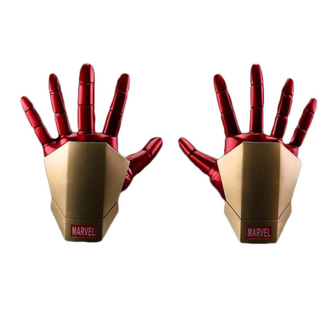 Iron Man Hands Gloves Wearable with LED light - DCMarvel Store