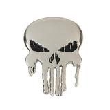 Punisher Metal Belt Buckle - DCMarvel.Store