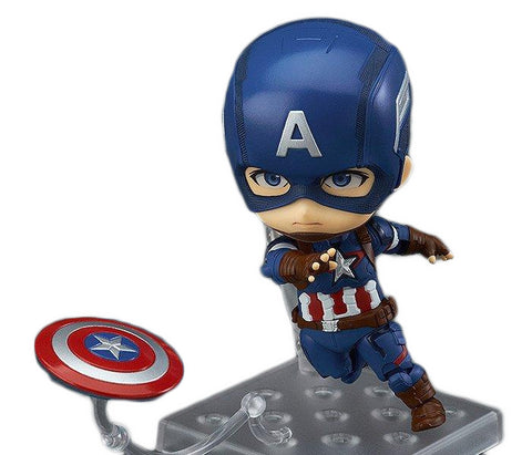 Captain America Civil War Nendoroid Action Figure 10cm - DCMarvel.Store