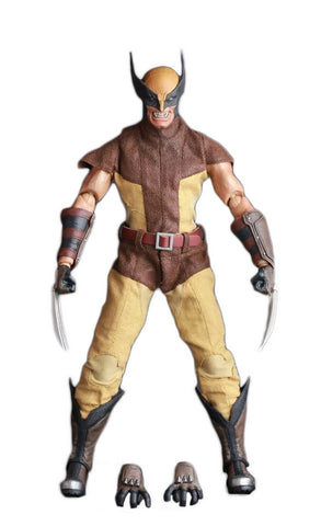 Marvel Comic Wolverine Action Figure - DCMarvel.Store