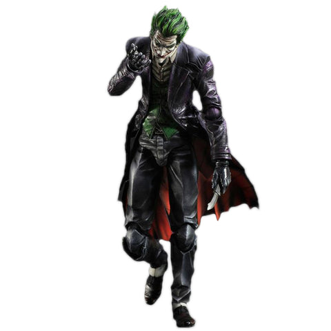 The Joker Play Arts KAI Action Figure - DCMarvel.Store