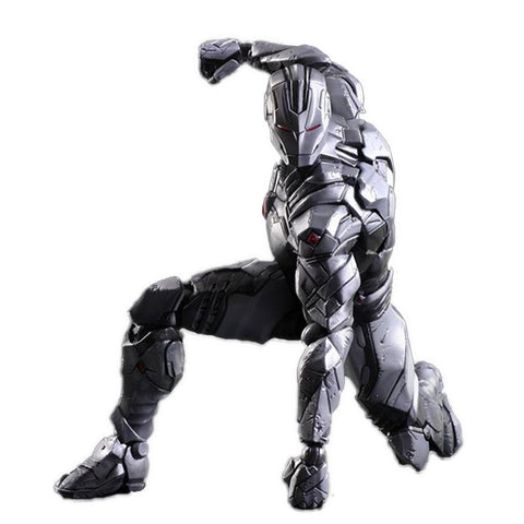 Grey Iron Man Action Figures - DCMarvel.Store