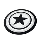 Captain America Shield Carpet - DCMarvel.Store