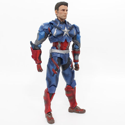 Civil War Captain America Action Figure - DCMarvel.Store