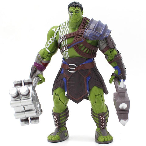 Thor Ragnarok The Green Hulk Action Figure 20cm - DCMarvel Store