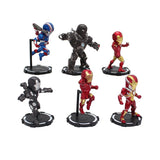 Iron Man Figure Collection - DCMarvel.Store