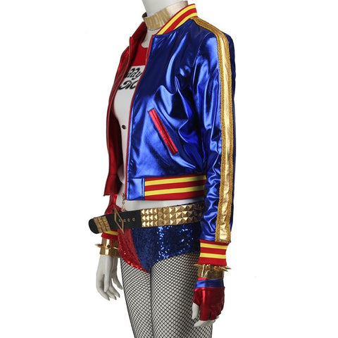Suicide Squad Harley Quinn High Quality Cosplay for Woman - DCMarvel.Store