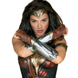 Wonder Woman Cosplay Bracers and Headband Set - DCMarvel.Store