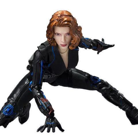 Black Widow Action Figure - DCMarvel.Store