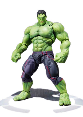 Green Hulk Action Figure from Avengers - DCMarvel.Store