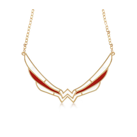 Wonder Woman Symbol Necklace - DCMarvel.Store