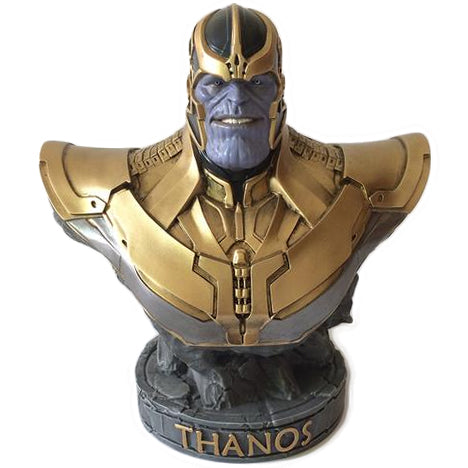 Guardians Of The Galaxy Thanos Resin Bust Statue 1/8 scale 18cm - DCMarvel.Store