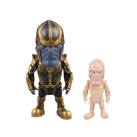 Thanos action figure 2pcs/set - DCMarvel.Store