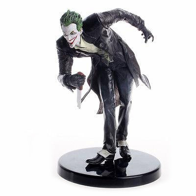 The Joker Fancy Dress Statue 1/12 Scale - DCMarvel.Store