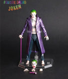 The Joker Suicide Squad Action Figure - DCMarvel.Store