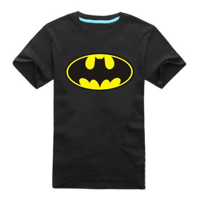 Justice League Flash Batman Superman short sleeve T-shirt - DCMarvel.Store