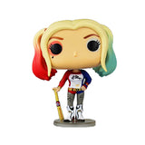 Suicide Squad Harley Quinn vs Joker Funko Pop Model Figure 10cm