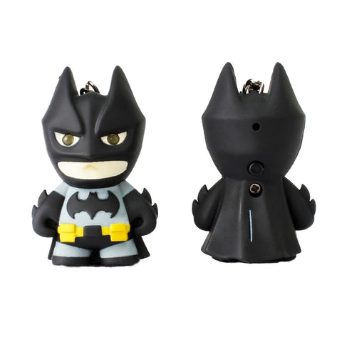 Batman Led Keychain Flashlight - DCMarvel Store