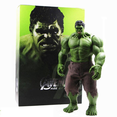 Super Size Avengers Incredible Hulk 42CM Action Figure - DCMarvel.Store