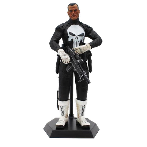 Punisher Action Figure - DCMarvel.Store