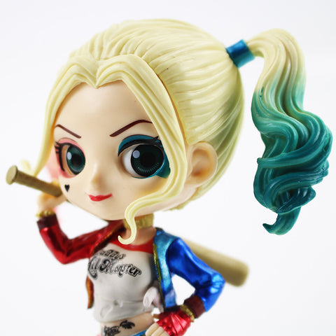 Wonder Woman Harley Quinn Cute Figure - DCMarvel.Store