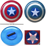 Captain America Shield & Helmet for Kid - DCMarvel.Store