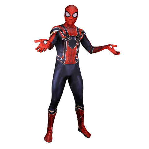 Spider Man Home Coming Cosplay Costume - DCMarvel.Store