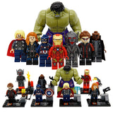 Marvel & DC Super Hero Mini Blocks For Kid - DCMarvel.Store