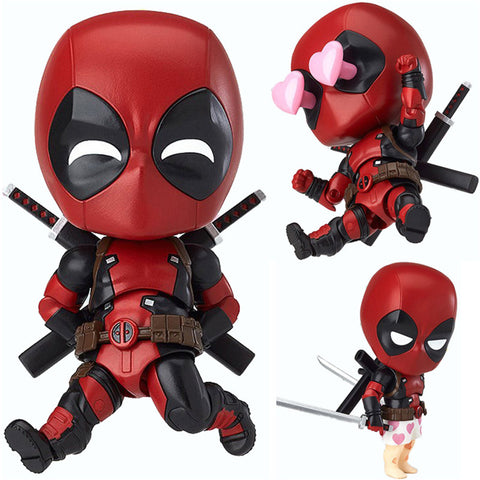 Deadpool Funny Cute Action Figure - DCMarvel.Store