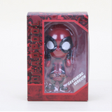 Deadpool Spider Man Black Panther Bobble-Head Figure - DCMarvel.Store