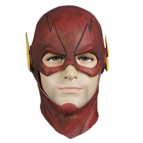 The Flash Justice League Cosplay Full Head Mask - DCMarvel.Store