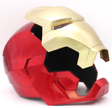 Iron Man Helmet with LED Light - DCMarvel.Store