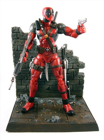 Deadpool Action Figure 18cm - DCMarvel.Store