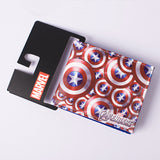 DC & Marvel Comic Super Heroes Wallet