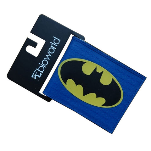 DC & Marvel Comic Super Heroes Wallet - DCMarvel.Store