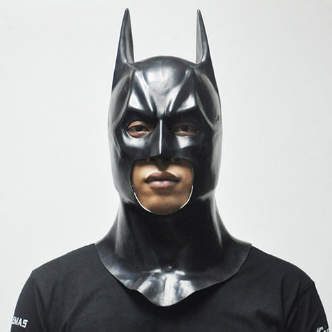 Batman Halloween Mask Full Face Cosplay for Adult - DCMarvel.Store