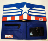 DC & Marvel Legends Super Heroes Comic Wallet - DCMarvel.Store