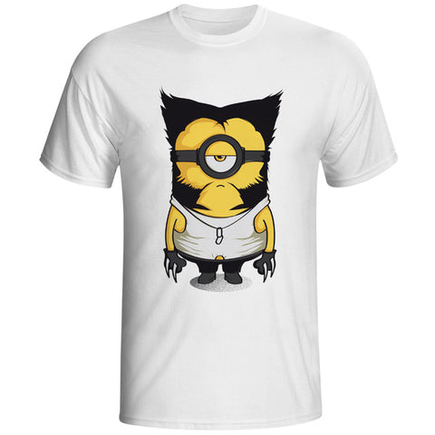 Wolverine Logan Funny T-Shirt - DCMarvel.Store