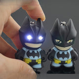 Batman Led Keychain Flashlight - DCMarvel.Store