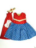 Wonder Woman cosplay costume - DCMarvel.Store