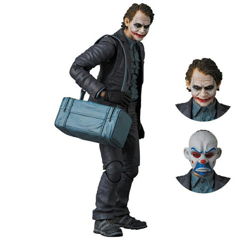 The Joker - Bank Robber Action Figure - DCMarvel.Store