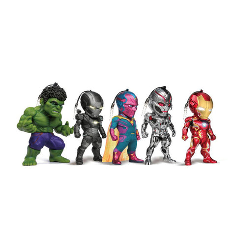Avengers LED light Figures 5pcs/set - DCMarvel.Store
