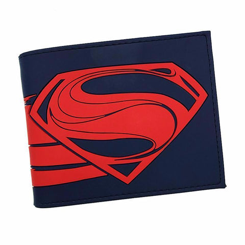 Superman DC Comics Man of Steel Unique Wallet - DCMarvel.Store