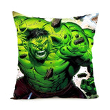 The Avengers Satin Pillow Cover Both Sides Printing - DCMarvel.Store