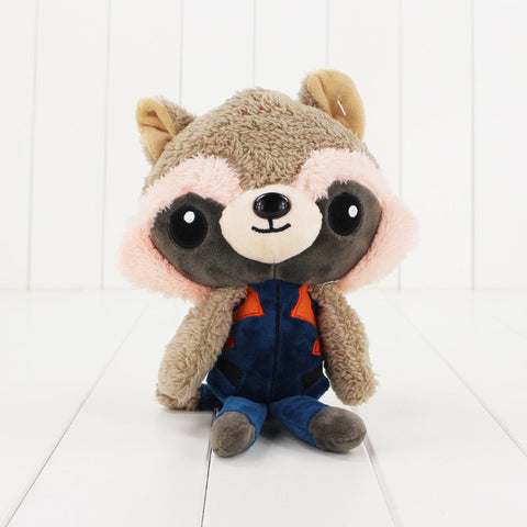 Guardians of Galaxy Cute Plush Dolls - DCMarvel.Store